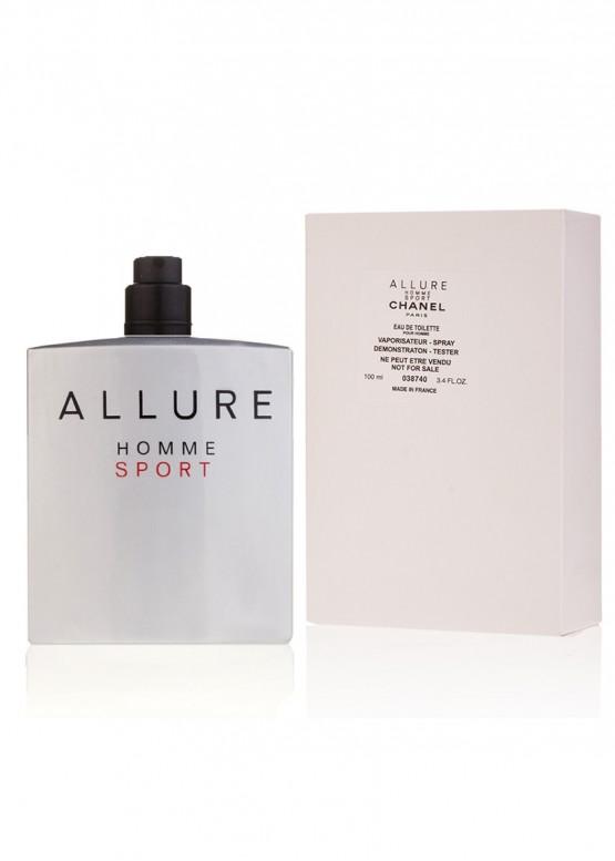Chanel Allure Homme Sport Tester
